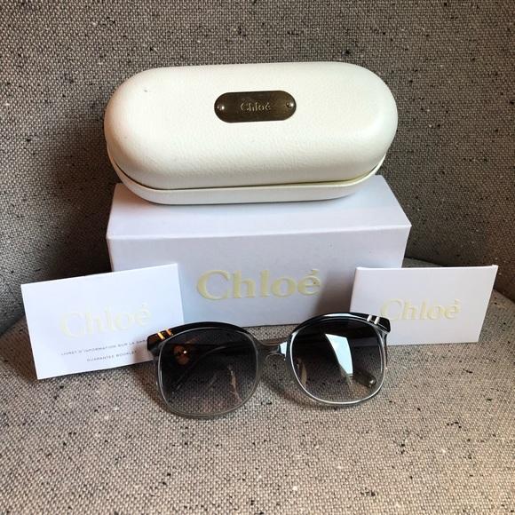 d118a549d049 Chloe Accessories - Authentic Chloe Sunglasses!